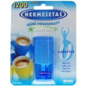 Hermesetas Comprimidos x 1200