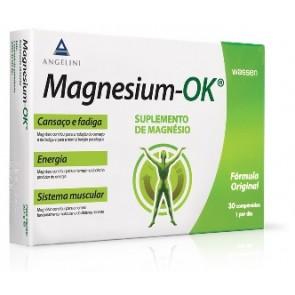 Magnesium OK Comprimidos x 30