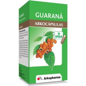 Arkocápsulas Guaraná Cápsulas x 50