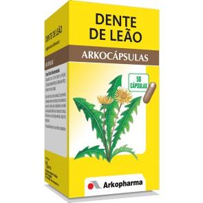 Arkocápsulas Dente de Leão Cápsulas x 50