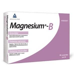 Magnesium B Comprimidos x 30