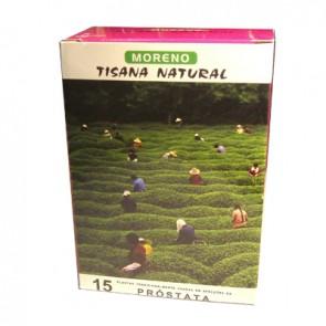 Moreno Chá Nº 15 Próstata 100 g