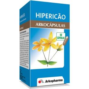 Arkocápsulas Hipericão Cápsulas x 50