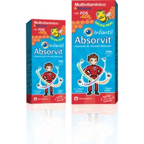 Absorvit Xarope Infantil 150 ml