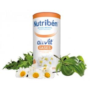 Nutriben Infusão Alivit Gases Grânulos 200 g