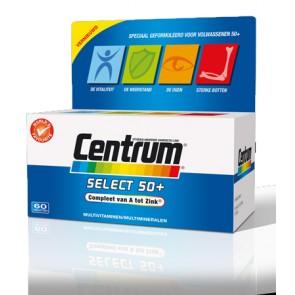 Centrum Select 50+ Comprimidos x 100