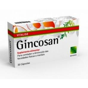 Gincosan Cápsulas x 30