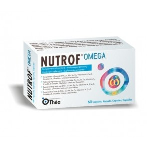 Nutrof Omega Cápsulas x 60