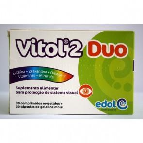 Vitol 2 Duo Comprimidos x 30 + Cápsulas x 30