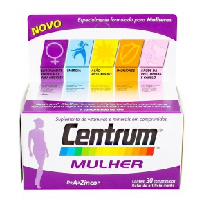 Centrum Mulher Comprimidos x 30