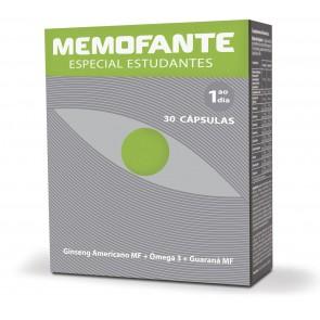 Memofante Estudante Cápsulas x 30