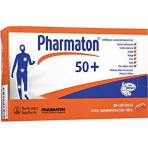 Pharmaton 50+ Cápsulas x 30