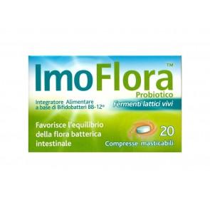 Imoflora Comprimidos Mastigáveis Laranja x 20