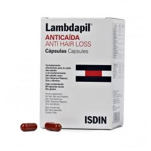 Lambdapil Anticaída Cápsulas x 60