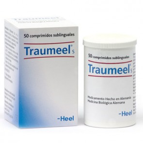 Traumeel S Comprimidos x 50
