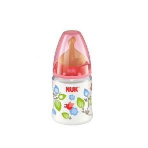 Nuk Biberão First Choice T1 Tetina Latex 150 ml