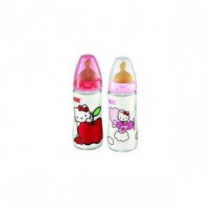 Nuk Biberão First Choice Hello Kitty T1 300 ml