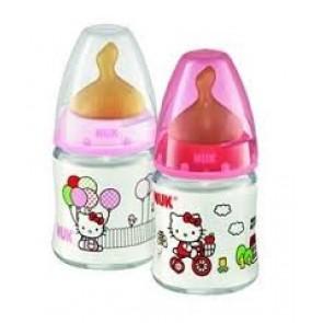 Nuk Biberão First Choice Hello  Kitty T1 150 ml
