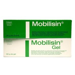 Mobilisin Creme 30/2 mg/g x 100 g