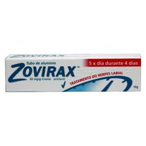 Zovirax Creme 50 mg/g x 10 g
