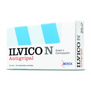 Ilvico N Comprimidos Revestidos x 20