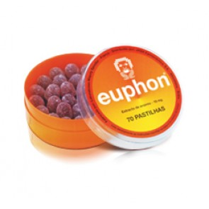 Euphon Pastilhas 10 mg x 70