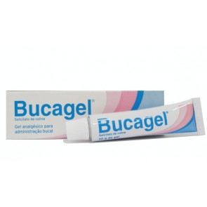 Bucagel Gel Bucal 87 mg/g x 10 g