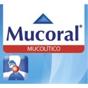 Mucoral Cápsulas 400 mg x 20
