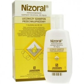 Nizoral Champô 20 mg/g x 100 ml