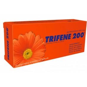 Trifene Comprimidos Revestidos 200 mg x 20