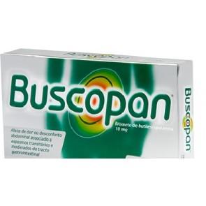 Buscopan Comprimidos Revestidos 10 mg x 40