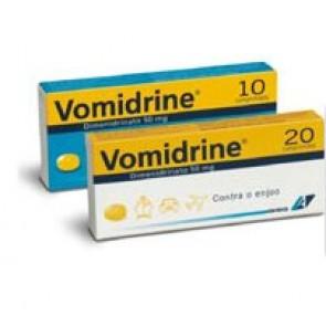 Vomidrine Comprimidos 50 mg x 10