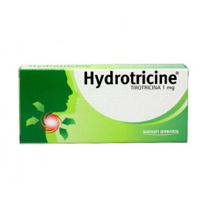 Hydrotricine Pastilhas 1 mg x 24