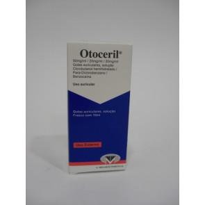 Otoceril Solução Auricular x 10 ml