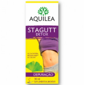 Aquilea Stagutt Detox Solução Oral 30 ml