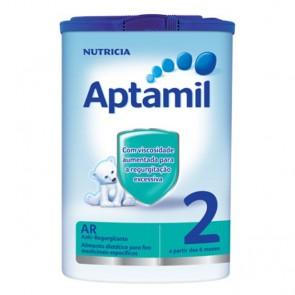 Aptamil Leite AR 2 Leite Anti-Regurgitação 800gr