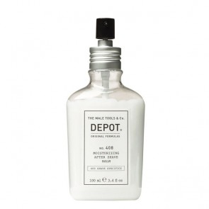Depot Nº 408 Moisturizing Aftershave Bálsamo Pós Barbear 100ml