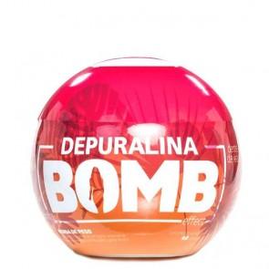 Depuralina Bomb Effect Cápsulas Perda De Peso 60unid.
