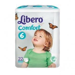Libero Comfort T6 - 13-20 Kg x 22