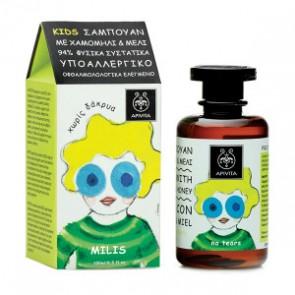 Apivita Kids Champô Criança 250ml