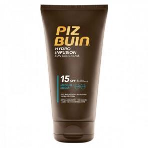 Piz Buin Hydro Infusion Gel Creme Solar SPF15 150ml