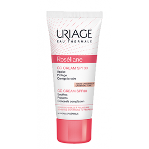 Uriage Roseliane CC Creme FPS 30 40 ml
