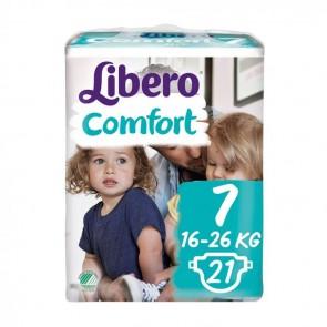 Libero Comfort T7 - 16-26 Kg x 21