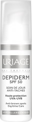 Uriage Depiderm Creme Manchas FPS 50+ 30 ml
