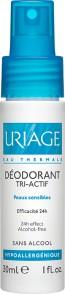 Uriage Desodorizante Tri Active 30 ml X 2 + 50% Desconto
